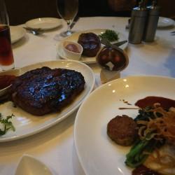 サンフランシスコでおいしいステーキ食べるならLark Creek Steakで!