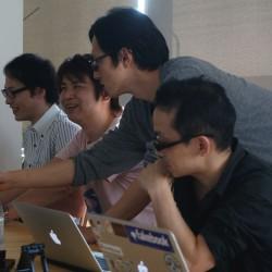 【大阪】7月12日(日曜)、初心者向け講座「iPhoneアプリ開発キャンプ@大阪」の見学会をやります!