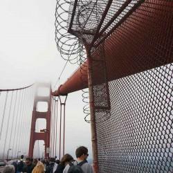 サンフランシスコのゴールデンゲートブリッジに行ってきた!