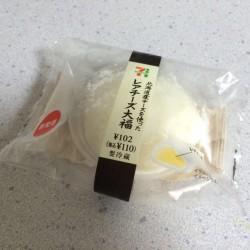 セブンイレブンのレアチーズ大福が美味しすぎる件
