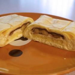 セブンイレブン「カスタードホイップのチョコバナナクレープ」を食べてみた