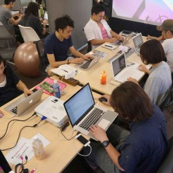 【東京・渋谷】iPhoneアプリ開発講座の説明会&見学会を8月30日(土)に開催します