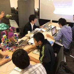 【東京・表参道】初心者向けのiPhoneアプリ開発講座「アプリ道場 東京塾」第23期を11月8日から開講します!