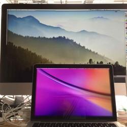 iMac with Retina 5K displayは外付けディスプレイとして使用できない
