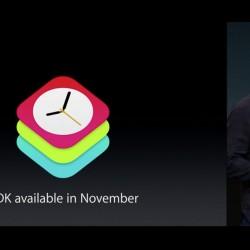 アップル、Apple Watchの開発キットWatchKitを11月に配布