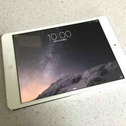 「iPad mini 3」のCPUは前モデルに比べて15%遅い?