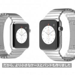 Apple Watchには「Watch OS」というOSが搭載される模様