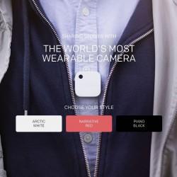 30秒間隔で自分の前を撮影してくれるライフログカメラの上位モデル「Narrative Clip 2」が出るぞ!