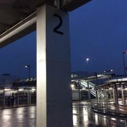 成田空港の第3ターミナルから東京駅&銀座駅へ高速バスで行くには