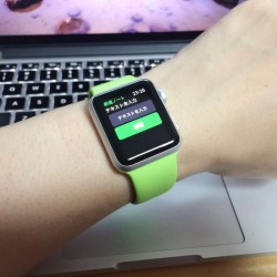 【Evernote】CellMemo 1.4.1にて、Apple Watchでの不具合を修正しました