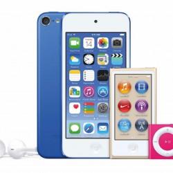 新型「iPod touch 第6世代」発売!A8/M8プロセッサと、800万画素カメラを搭載
