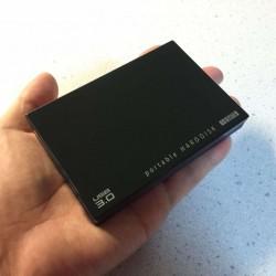 MacBookのディスク容量が足りないなら、USB3.0接続のハードディスクがオススメ!