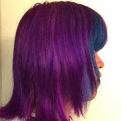 カラーバター紫とマニパニ青の色落ち・色持ちを調べてみた【退色】