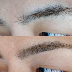 【メンズOK】眉毛サロン アナスタシアで形を整えてもらった 4回目【東京・新宿】