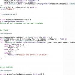 Xcodeで80文字目のところにガイドラインを表示する方法