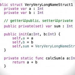 【Swift】privateなタイプメソッド作るなら、privateな関数でも良いかもと思った
