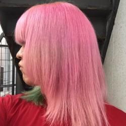 マニパニ ホットホットピンクの色落ちを調べてみた