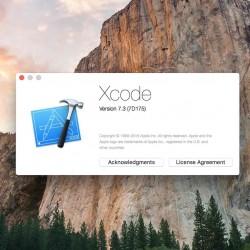 Xcode 7.3の新機能についてまとめてみた