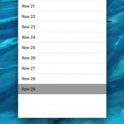 【iOS】特定のセルがUITableViewの表示領域内に収まっているかどうかを調べる