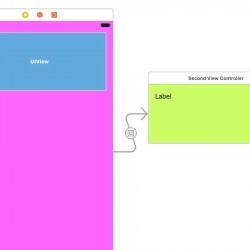 StoryboardでChild View Controllerにデータを渡す方法(Xcode 8 & Swift 3)