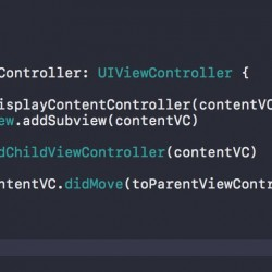 addChildViewControllerしてもviewWillAppearが呼ばれないことがある場合の対処方法